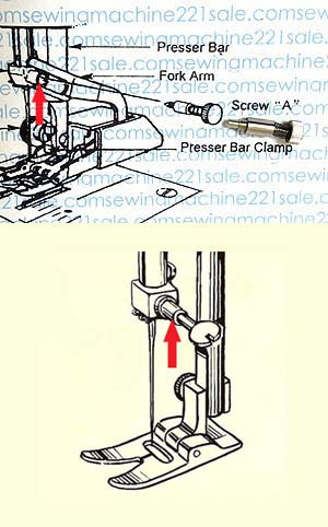 how to thread a huskystar 207 sewing machine
