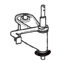 brother parts Brother Sewing Machine Bobbins bbobwinderxc8779021