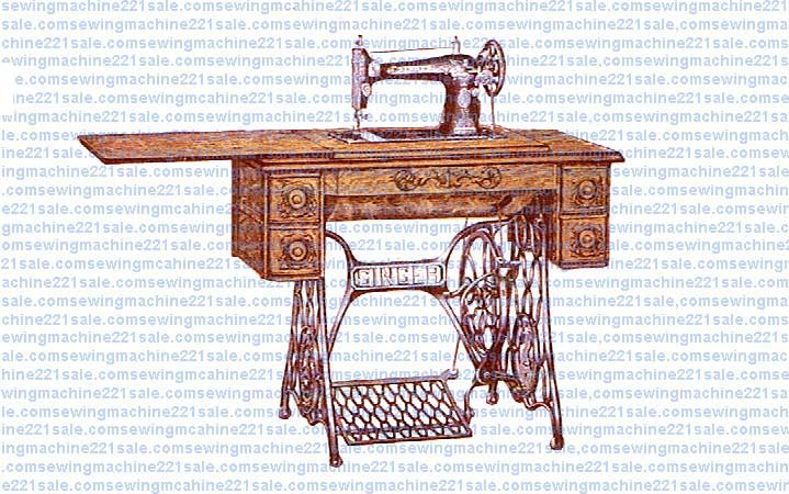 Treadle and Vintage Singer Models